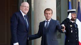 ماكرون بعد لقائه ميقاتي: المجتمع الدولي سيقدم دعما كبيرا للبنان