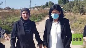 الجيش الإسرائيلي يطلق سراح الأسيرة خالدة جرار