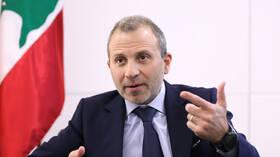 باسيل: نرفض أي محاولة لإجهاض التحقيق في جريمة مرفأ بيروت