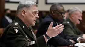 قائد عسكري أمريكي رفيع يعترف: الولايات المتحدة خسرت الحرب في أفغانستان
