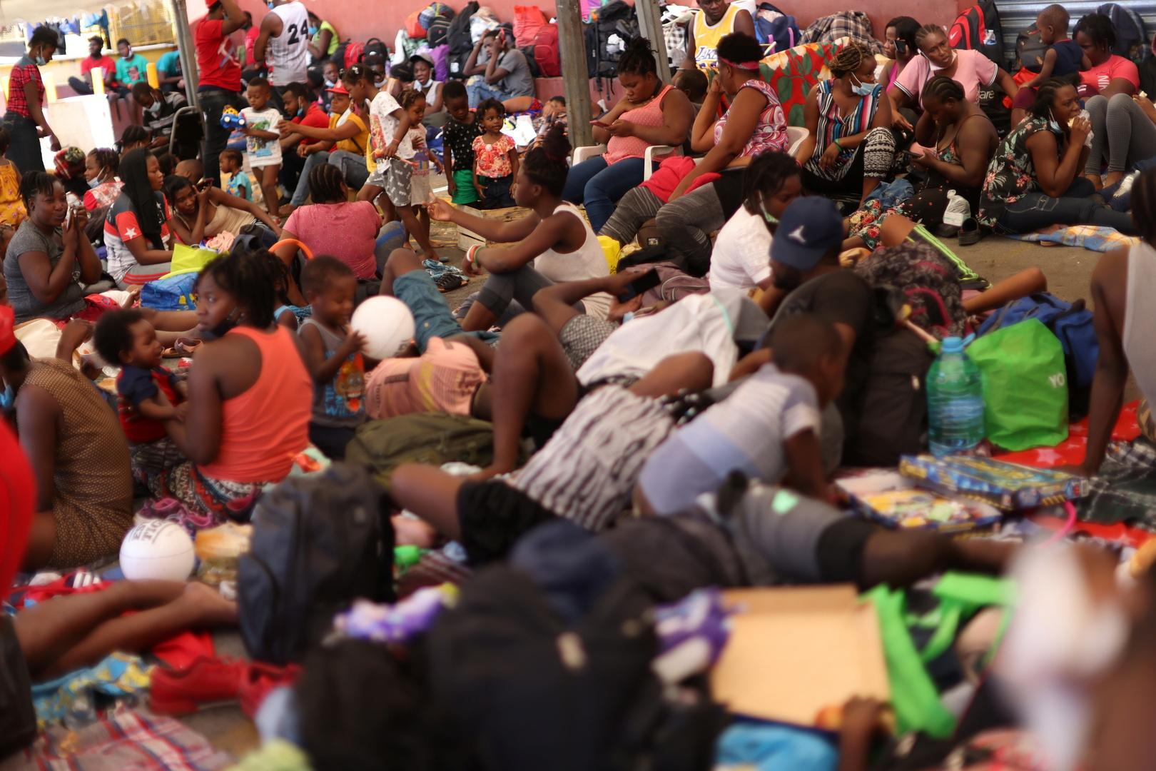 سلطات كوبا والبهاما توقف مئات المهاجرين من هايتي وتعتزم إعادتهم إلى بلدهم