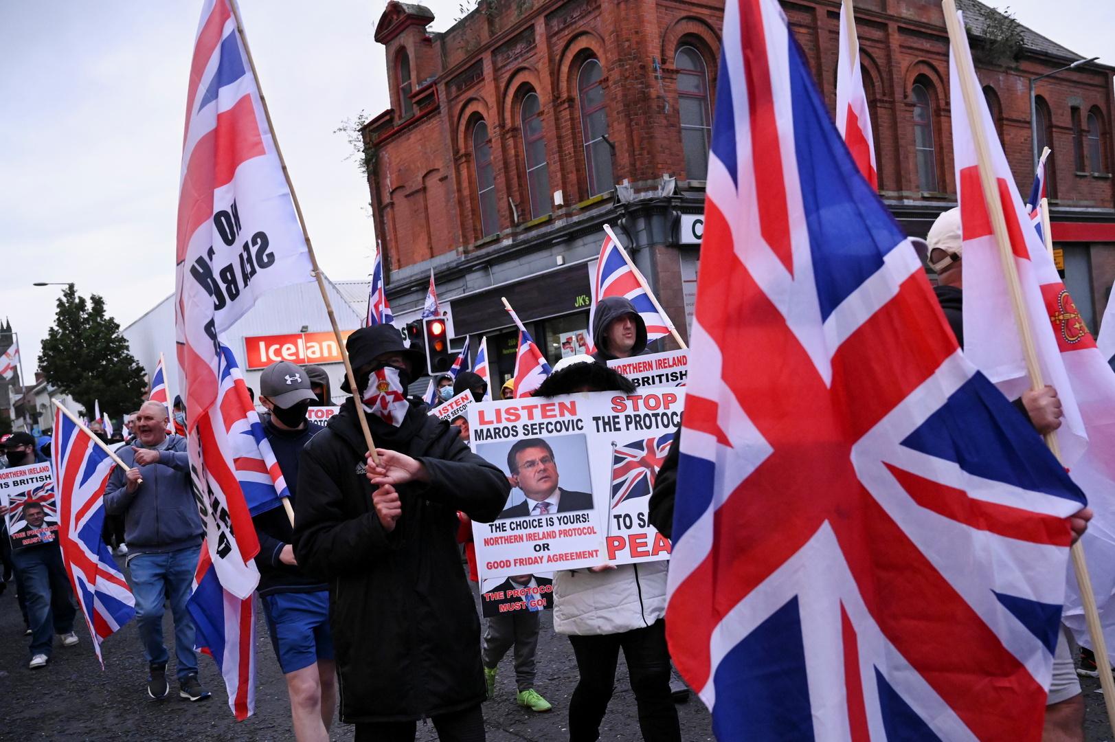 استطلاع يظهر عدم رضا البريطانيين عن خروج بلادهم من الاتحاد الأوروبي