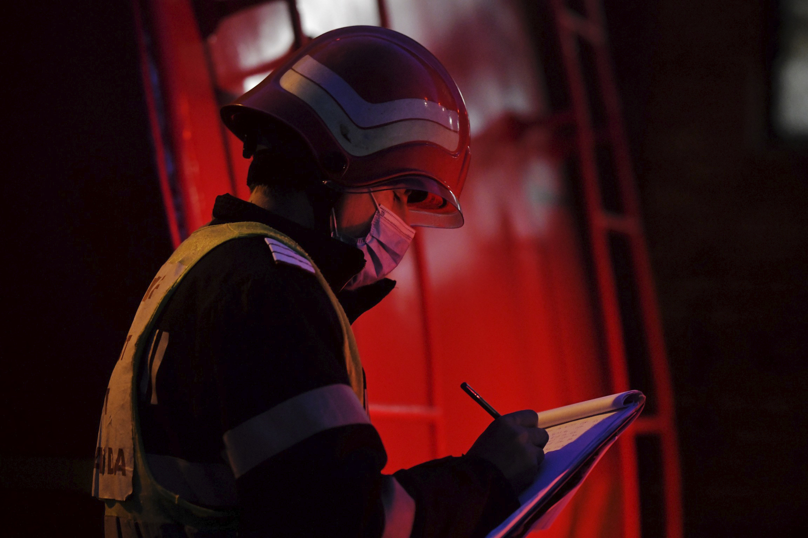 9 قتلى جراء حريق في مستشفى بجنوب شرق رومانيا