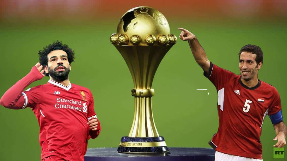 The best players.. Egypt dominate the ideal squad for Africa in the 21st century and the absence of Riyad Mahrez