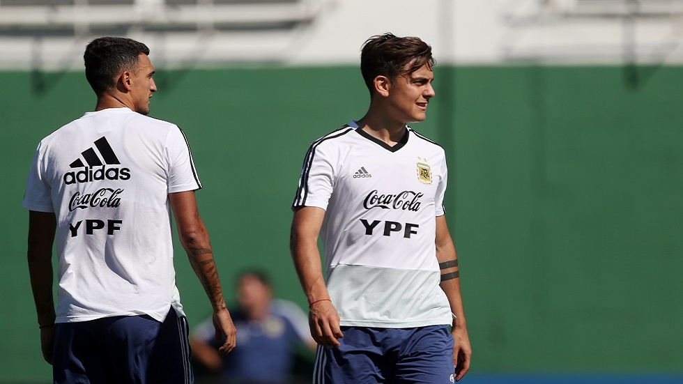 Dybala banned from Argentina squad for World Cup qualifiers in Qatar