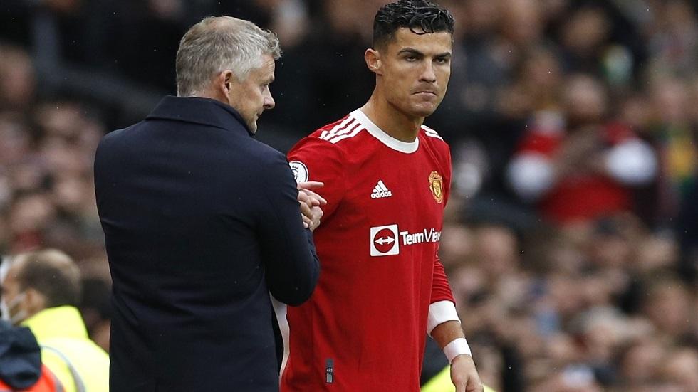 Ronaldo's Nabil behavior towards a player