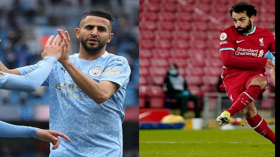 The date and expected line-up for the top of Liverpool and Manchester City