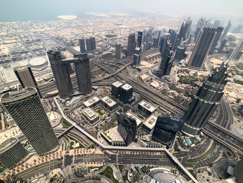 محادثات إماراتية سورية على مستوى وزاري في دبي بشأن قضايا اقتصادية
