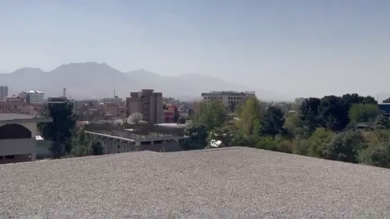 اطلاق نار متقطع في مناطق متفرقة من كابل