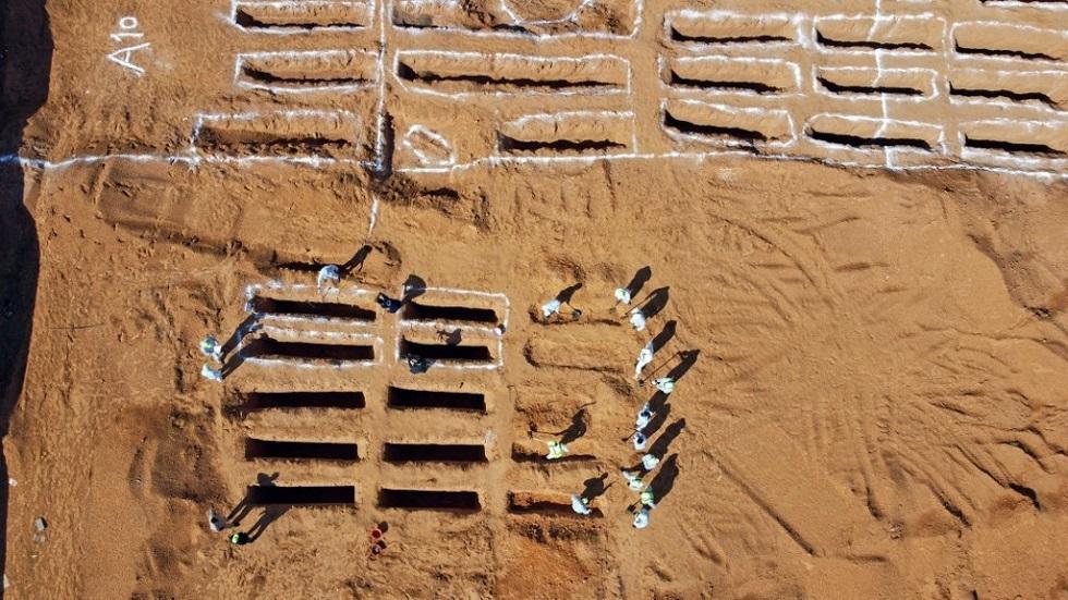 ليبيا.. اكتشاف مقبرة جماعية جديدة بمكب نفايات في مدينة ترهونة (صور)