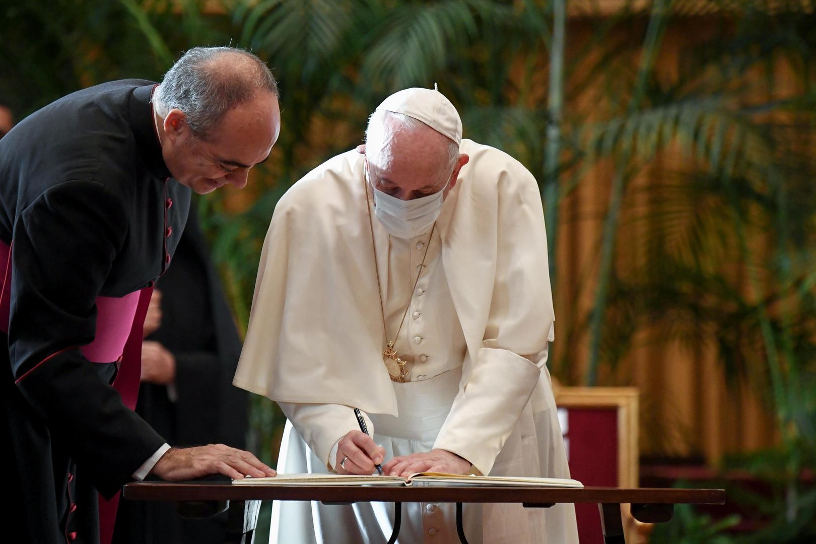 قيادات دينية تدعو إلى تعاون دولي من أجل طاقة نظيفة
