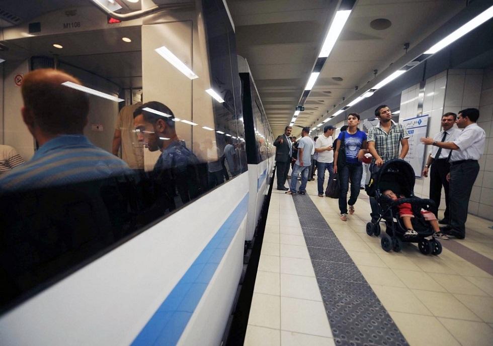 مترو الأنفاق في الجزائر