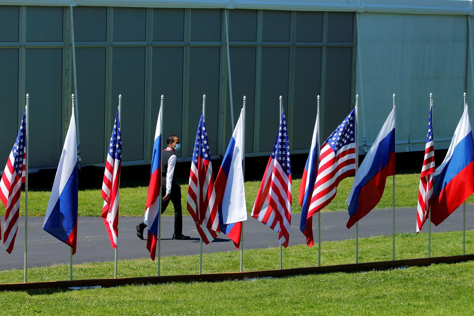 اللجنة الروسية الأمريكية الخاصة بمعاهدة الحد من الأسلحة الهجومية الاستراتيجية تجتمع في جنيف
