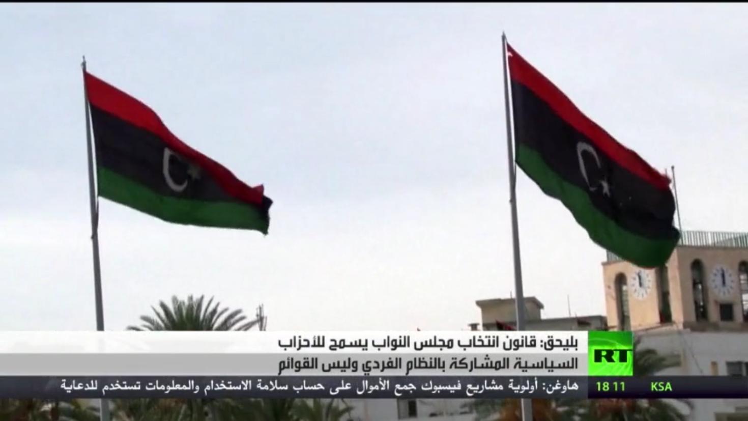 الانتخابات البرلمانية بعد الرئاسية في ليبيا