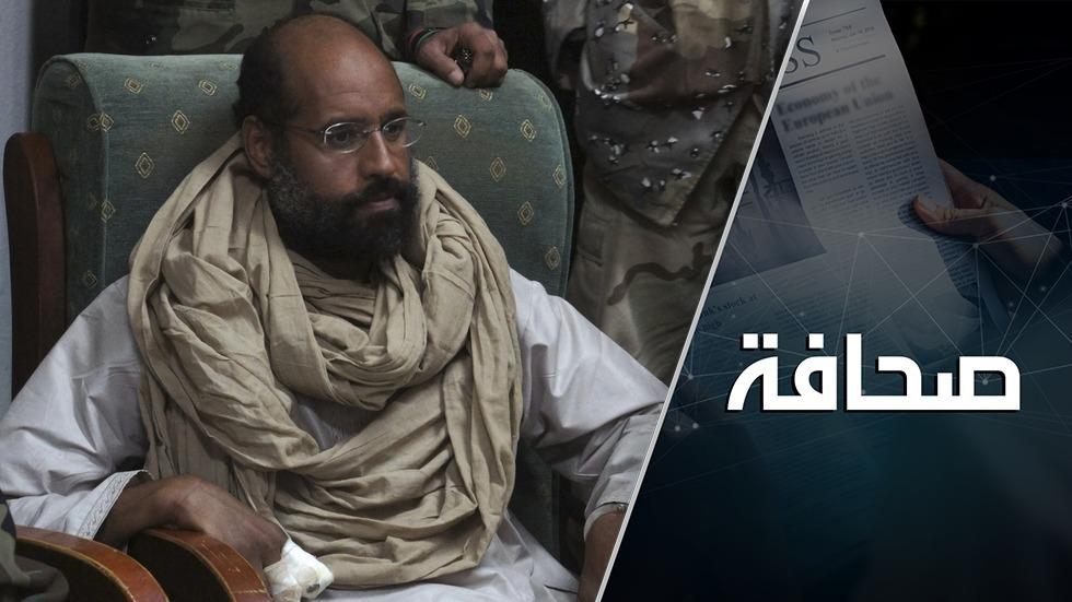 الليبيون يريدون ابن القذافي زعيما لهم