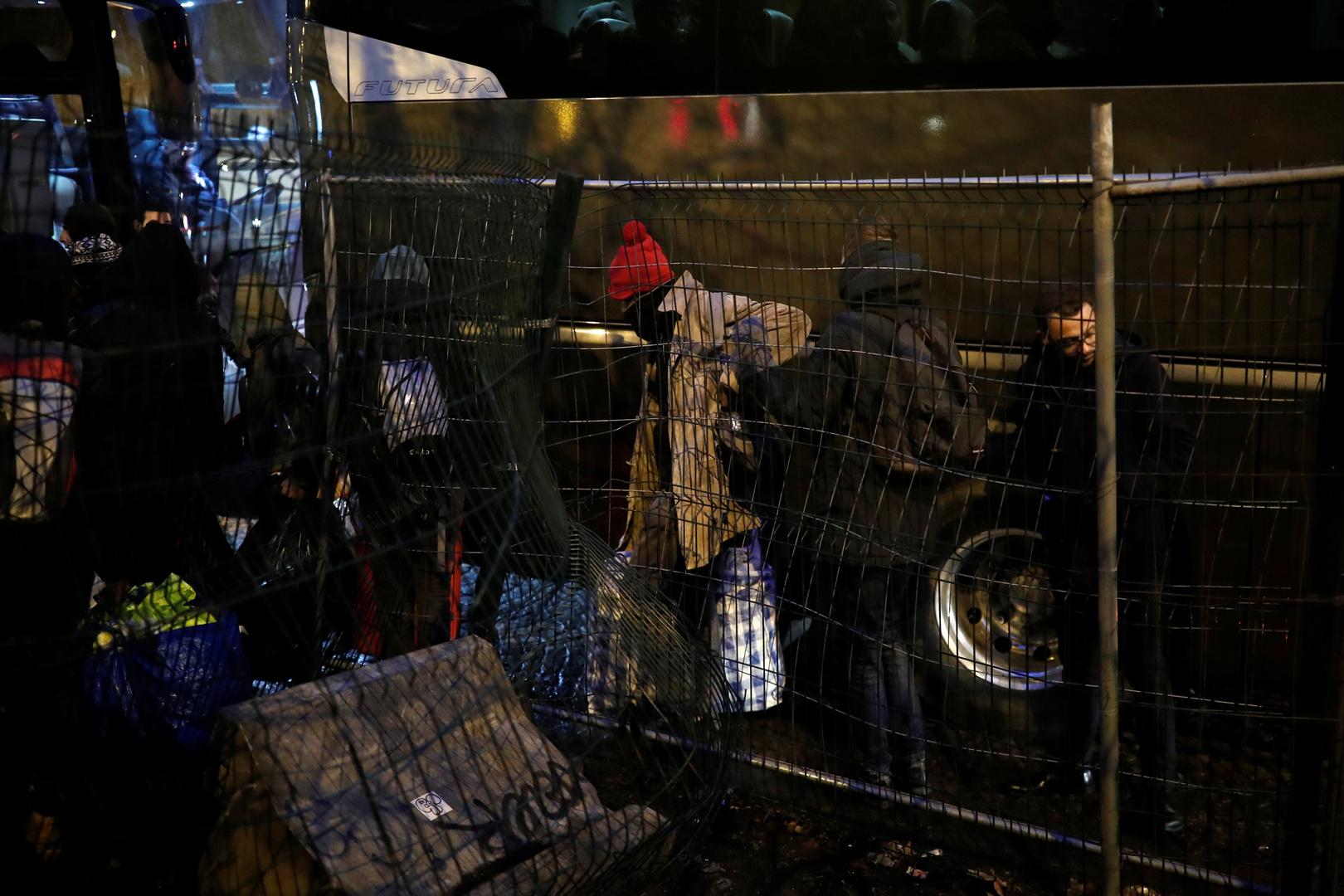 هيومن رايتس ووتش: مهاجرون يتعرضون لإذلال ومضايقات يومية في شمال فرنسا