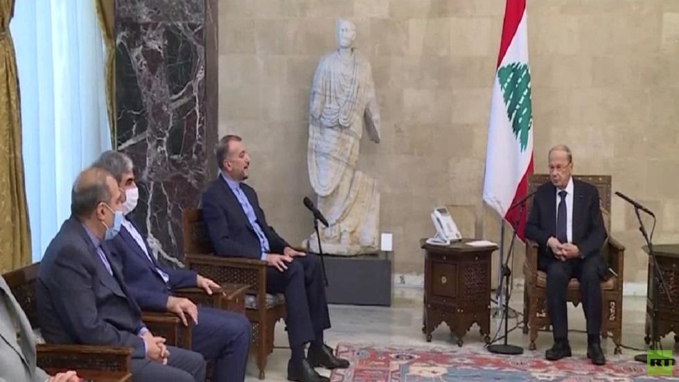عون: ندعم جهود تعزيز التقارب بين دول المنطقة