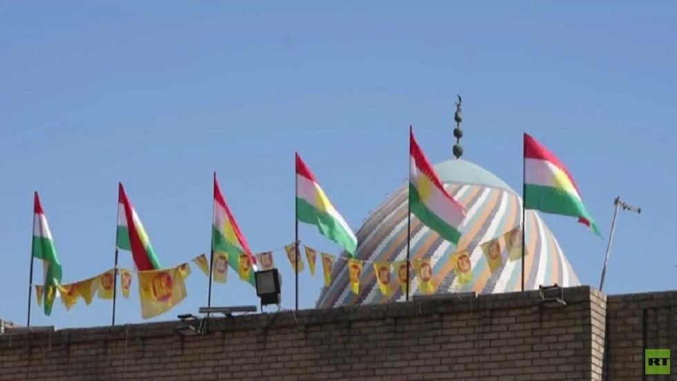 احتدام المنافسة بين الأحزاب بإقليم كردستان