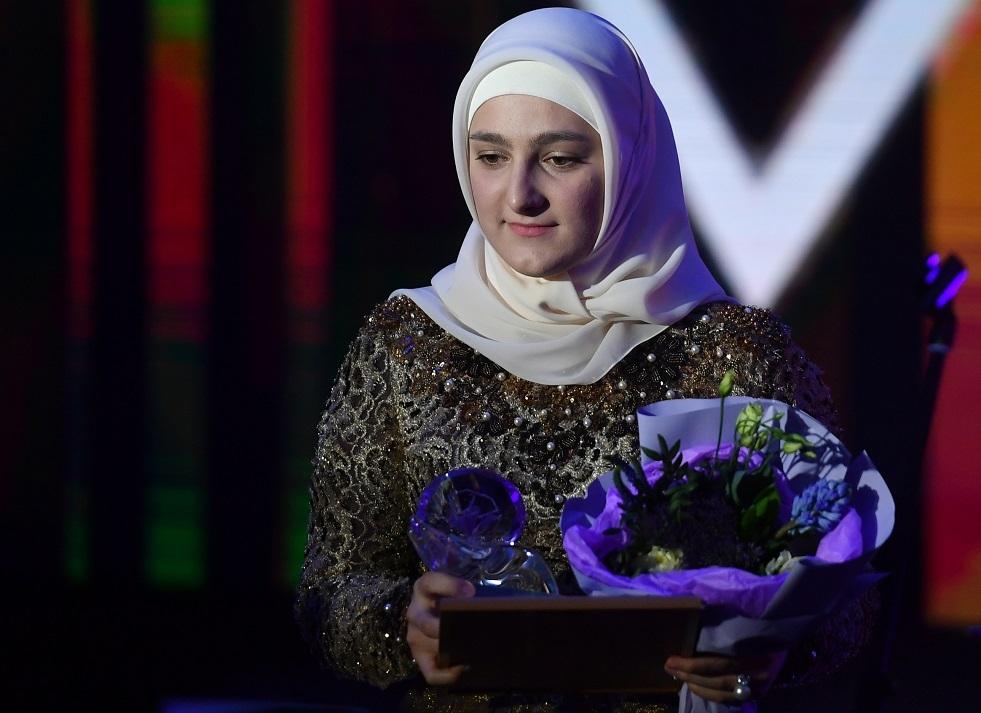 تعيين نجلة قديروف وزيرة للثقافة في الشيشان