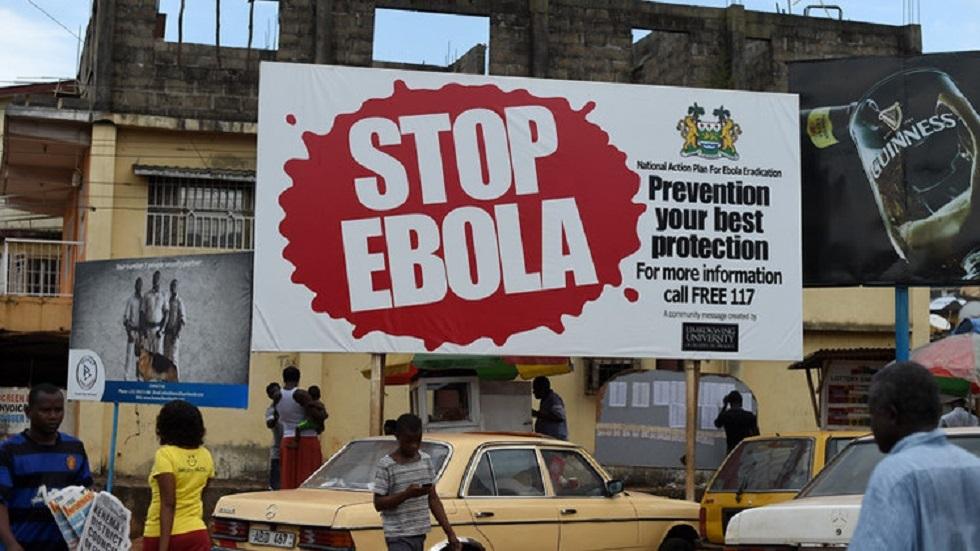اكتشاف إصابة جديدة مؤكدة بفيروس إيبولا في شرق الكونغو
