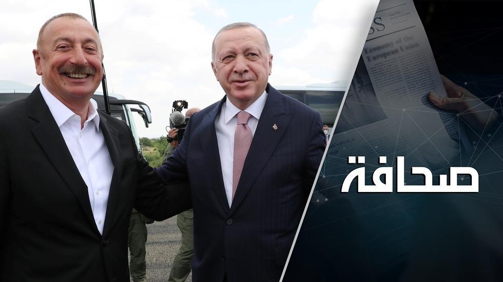 """إيران تعترض طريق طوران بعد """"الاستعمار التركي"""" لباكو"""