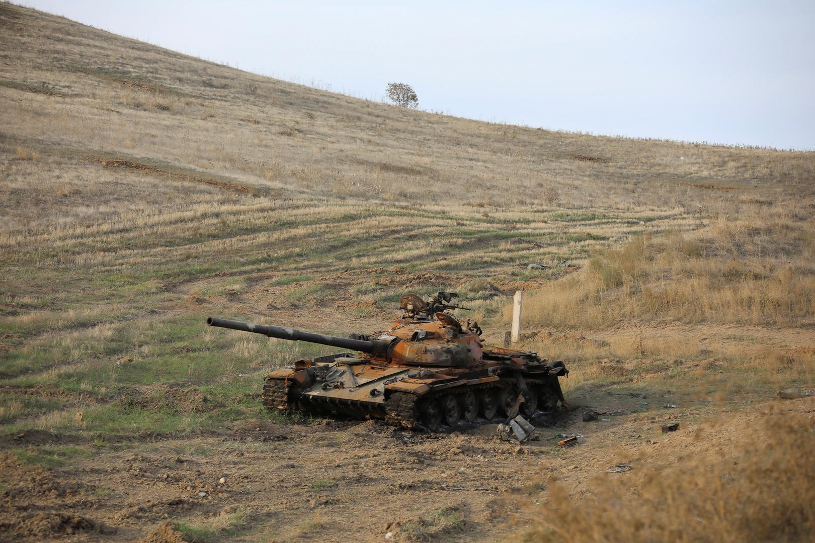 وسائل إعلام أذربيجانية تتهم إيران بالتدخل في أراضيها خلال جولة نزاع قره باغ الأخيرة