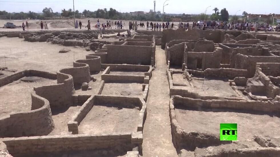 مصر.. اكتشاف رؤوس كباش جديدة في الأقصر