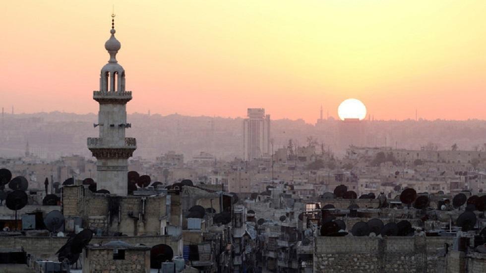 محافظة حلب السورية - أرشيف