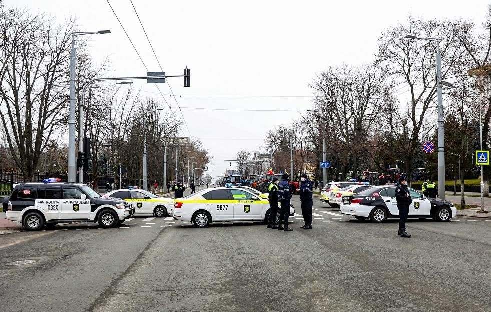 دودون: مولدوفا ستشهد لاحقا المزيد من الاحتجاجات