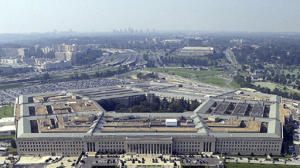 مبنى وزارة الدفاع الأمريكية - أرشيف