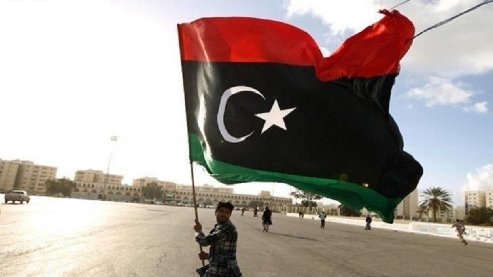 العلم الليبي - أرشيف