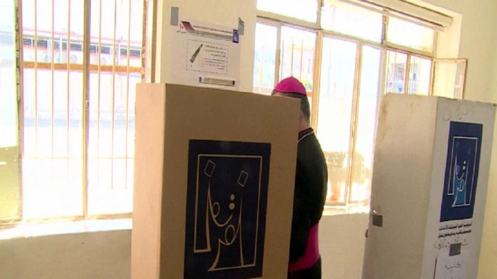إجراءات مشددة لتأمين الانتخابات في كردستان
