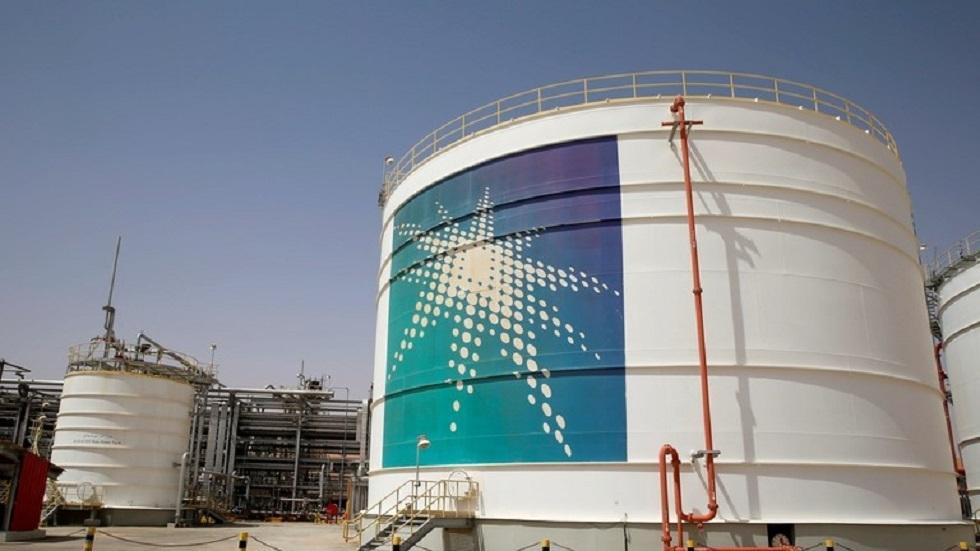 عملاق النفط السعودي