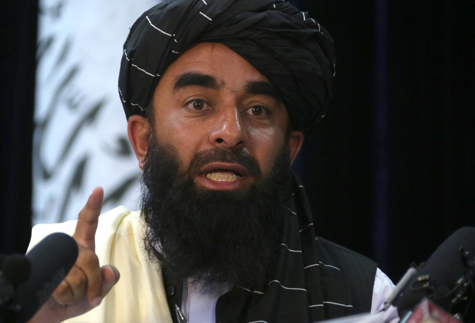 طالبان: نجري مفاوضات مع روسيا بشأن الاعتراف بحكومتنا