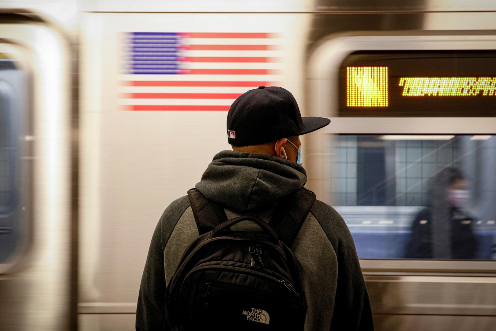 مترو أنفاق في نيويورك