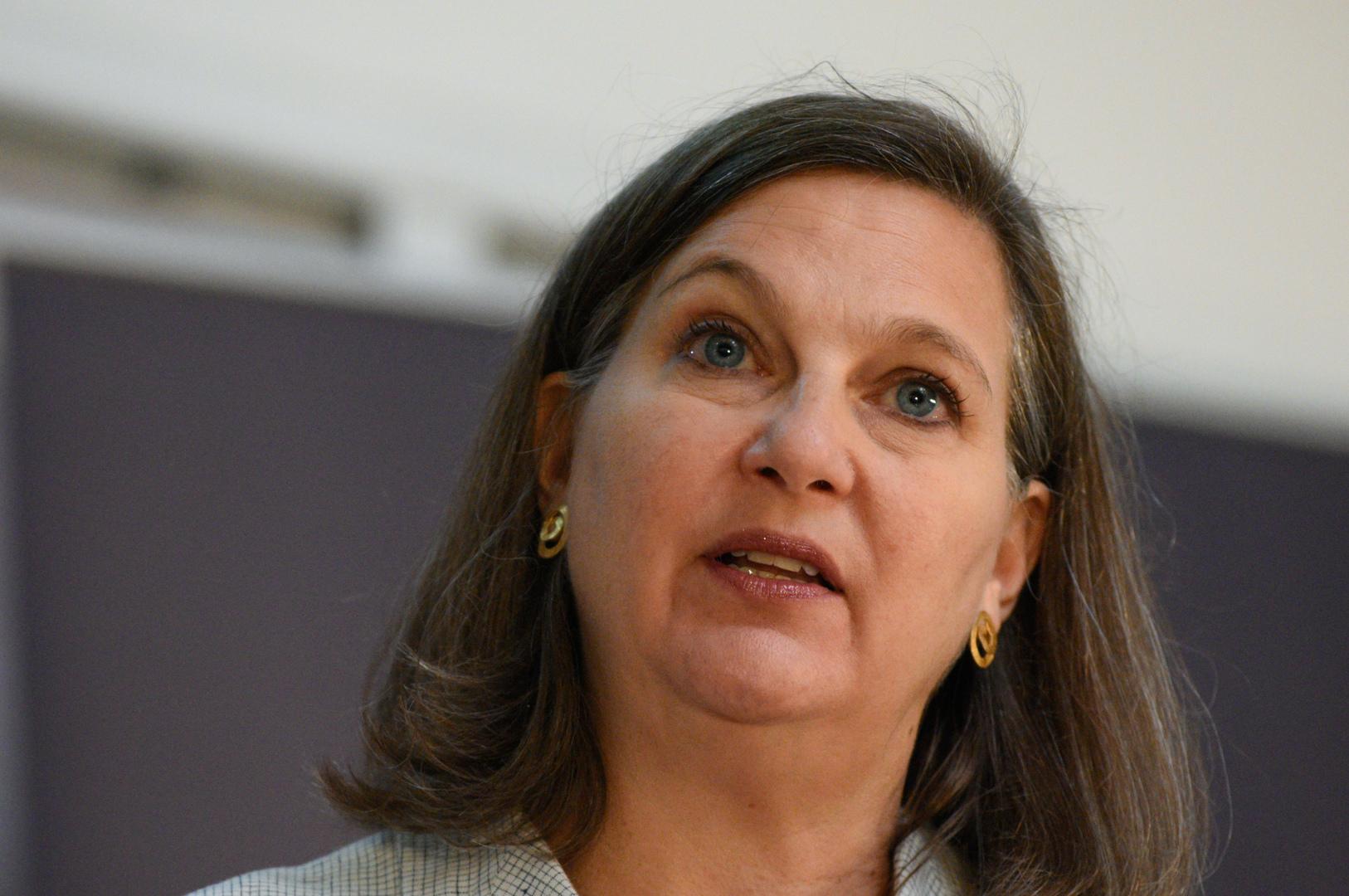 فيكتوريا نولاند مساعدة وزير الخارجية الأمريكي