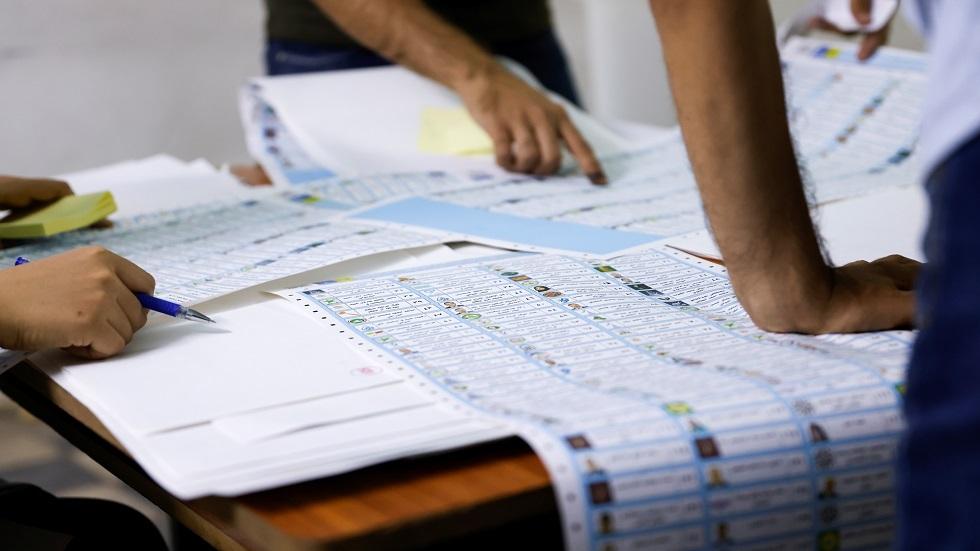 عملية التدقيق في الانتخابات العراقية