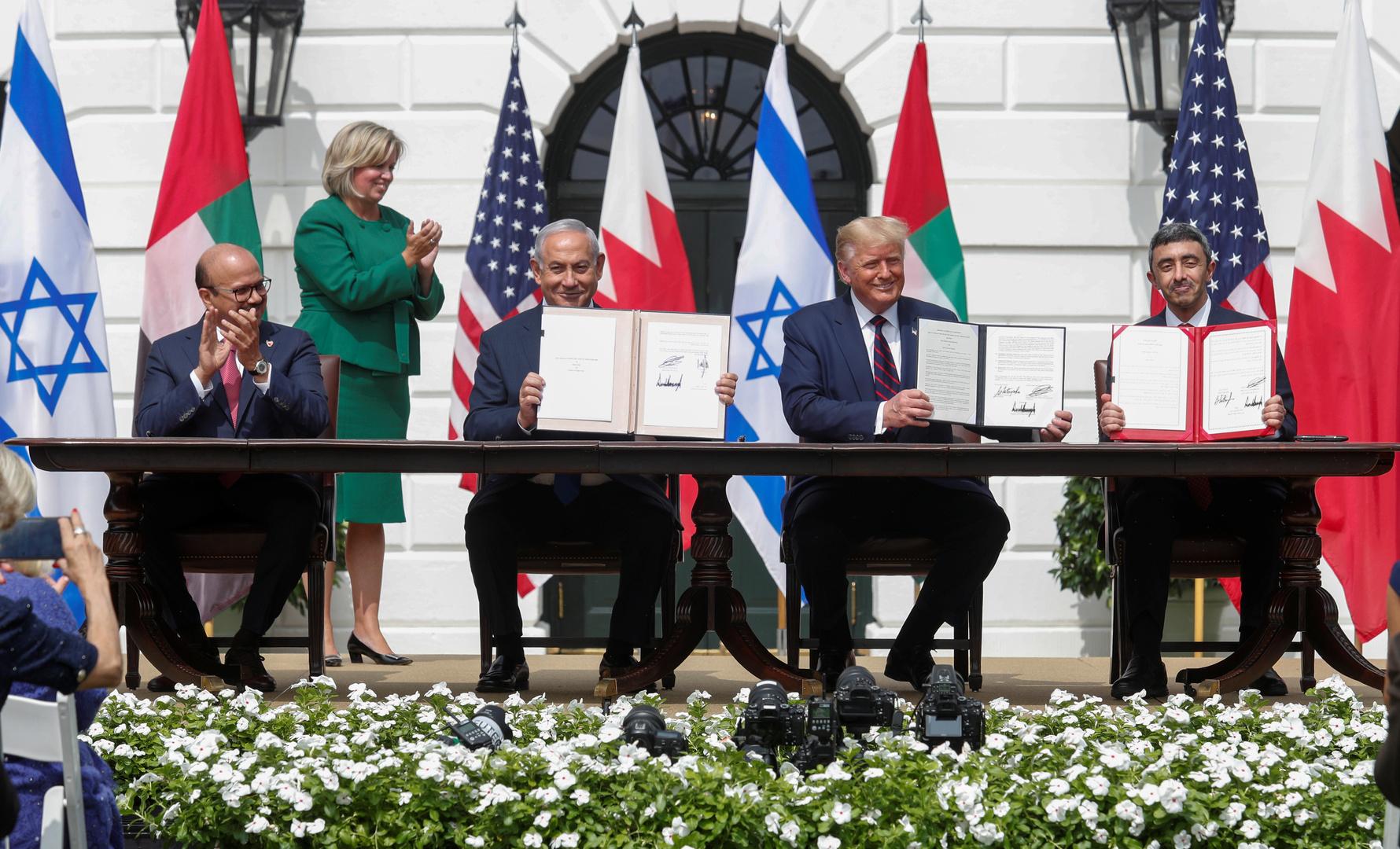 وسائل إعلام: ترجيحات بتوقيع اتفاقية تطبيع جديدة بين إسرائيل وسلطنة عمان