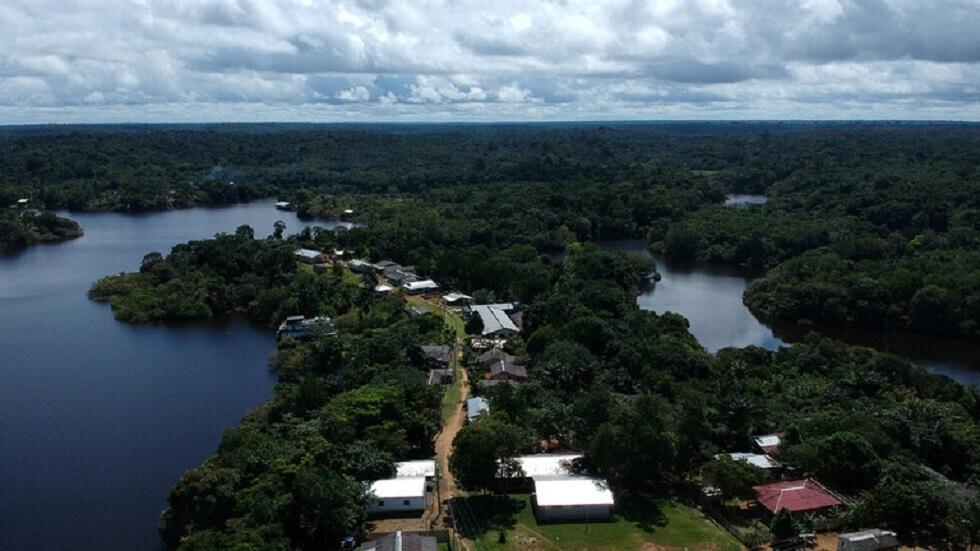 غابات الأمازون في البرازيل - أرشيف