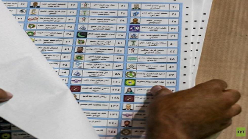 كتلة الصدر تتصدر النتائج الأولية للانتخابات