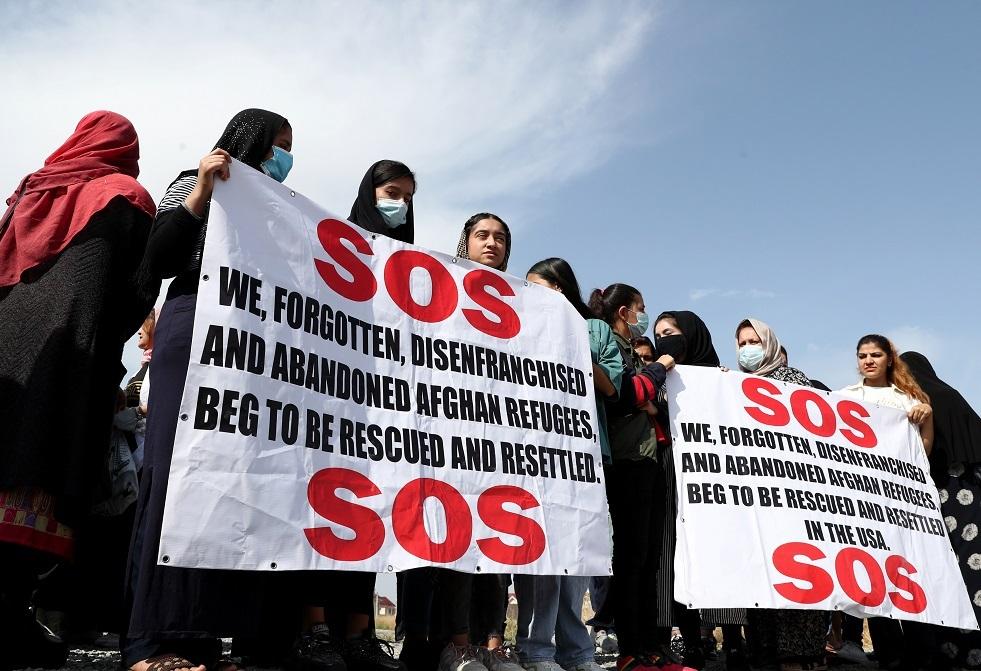 كندا ستستقبل 40 ألف لاجئ من أفغانستان