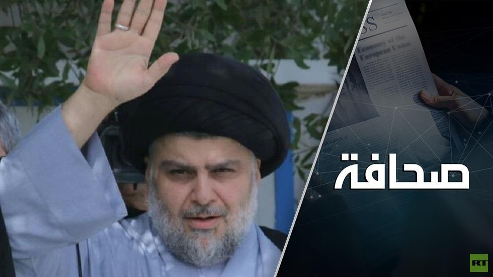 مقتدى الصدر يفوز في الانتخابات العراقية