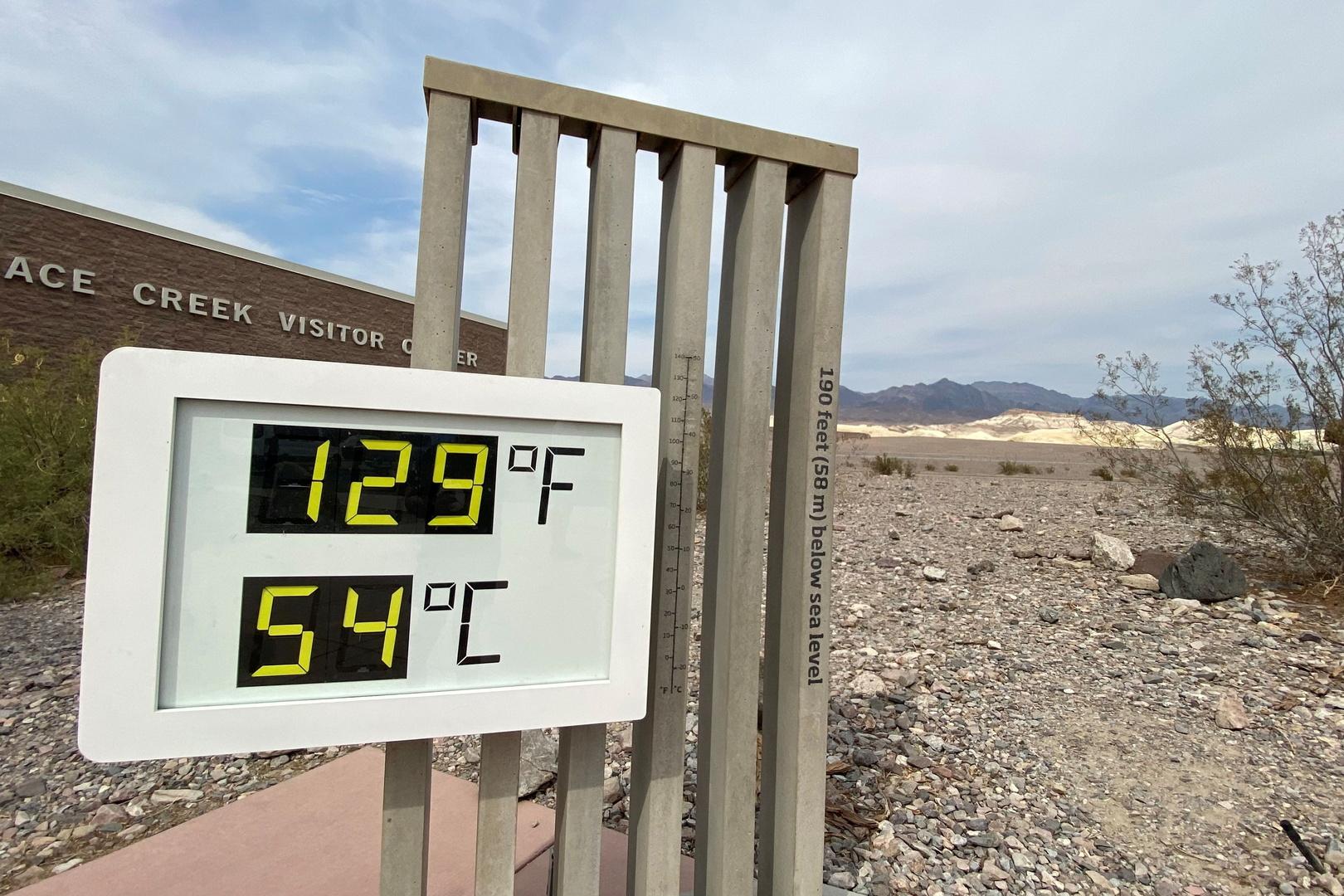 جهاز لقياس حرارة الطقس
