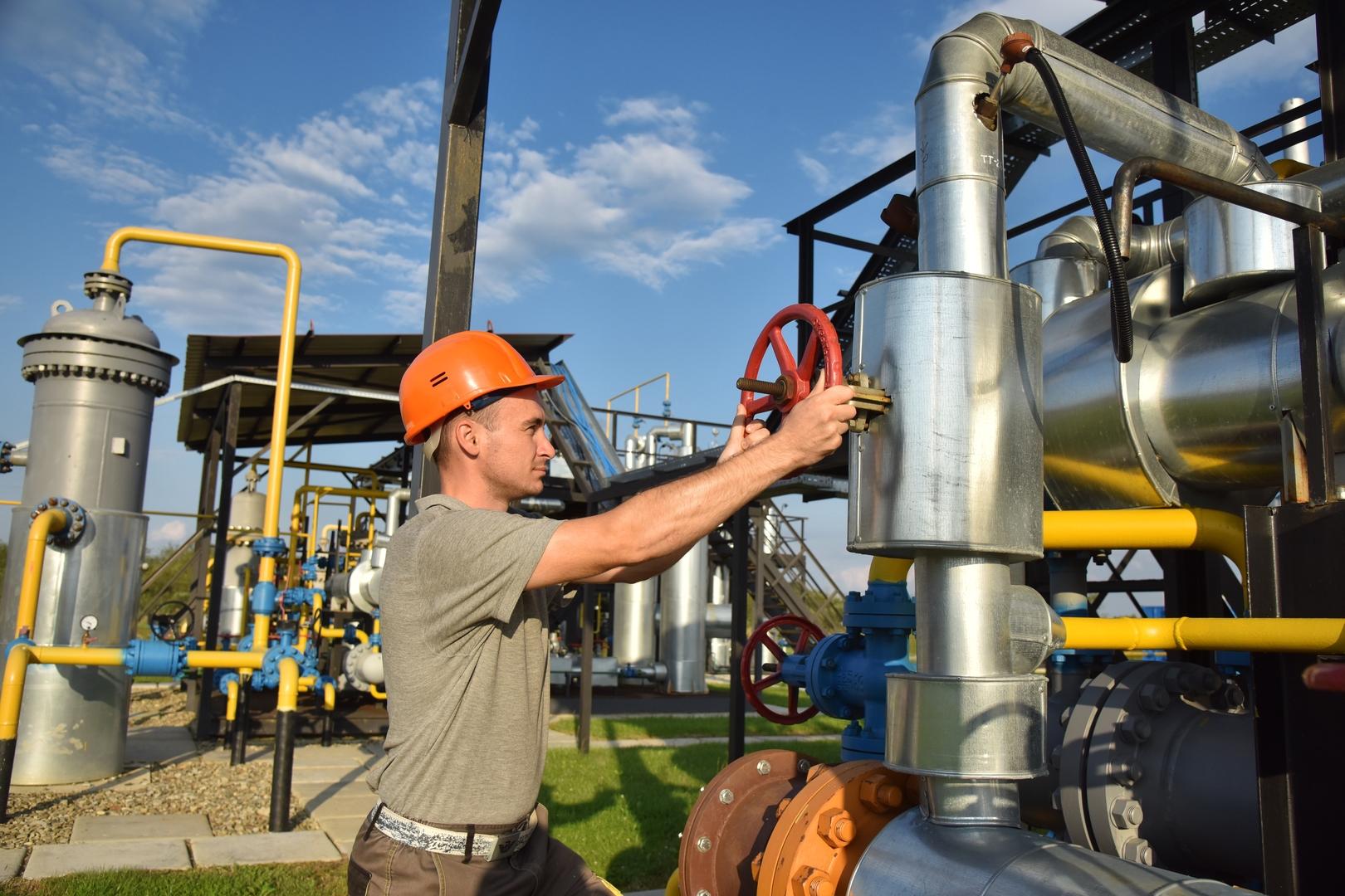 الكرملين يحدد شروط زيادة ترانزيت الغاز الروسي عبر أوكرانيا