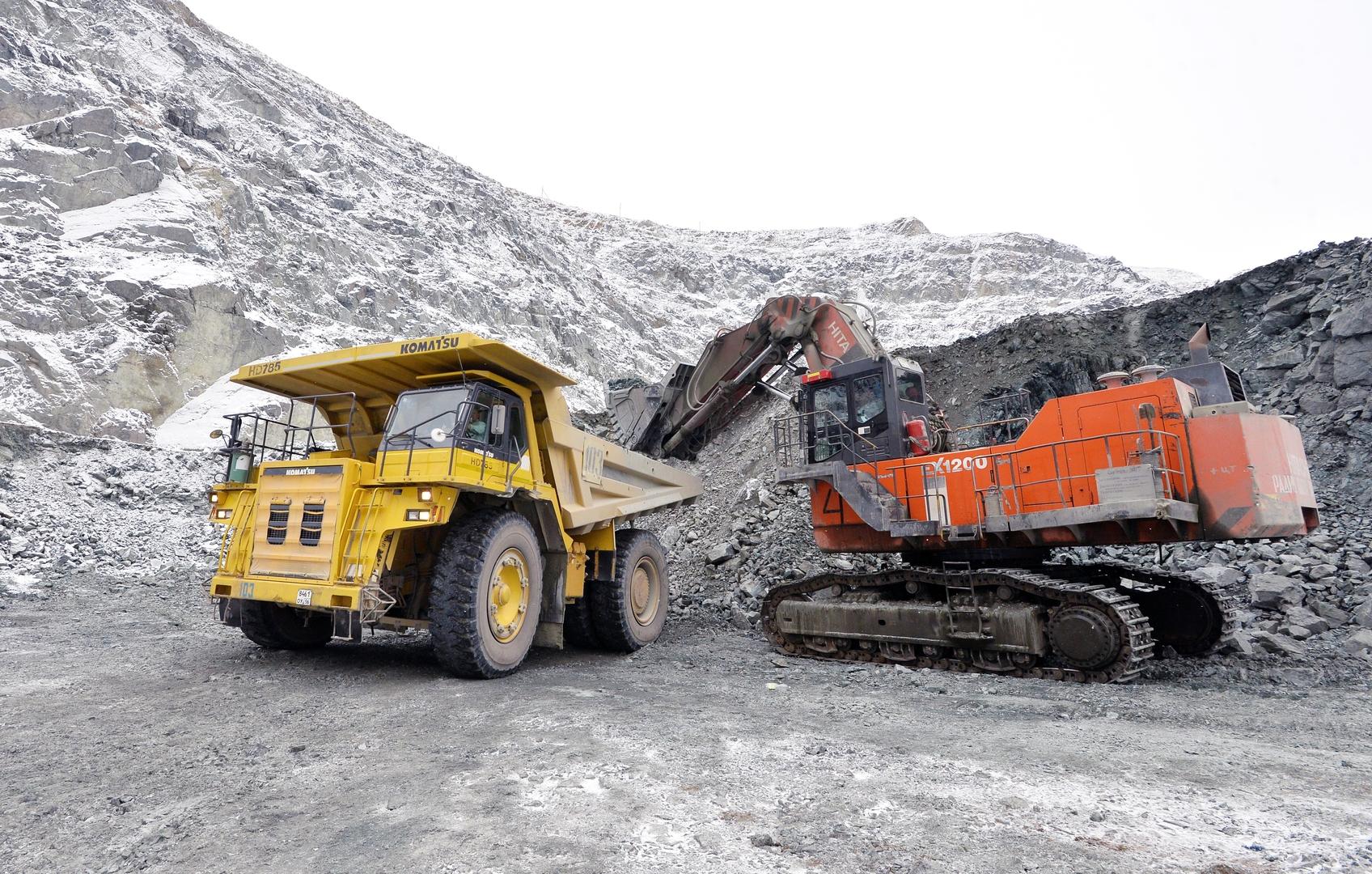 كازاخستان ستبني مجمع تعدين في تشوكوتكا الروسية