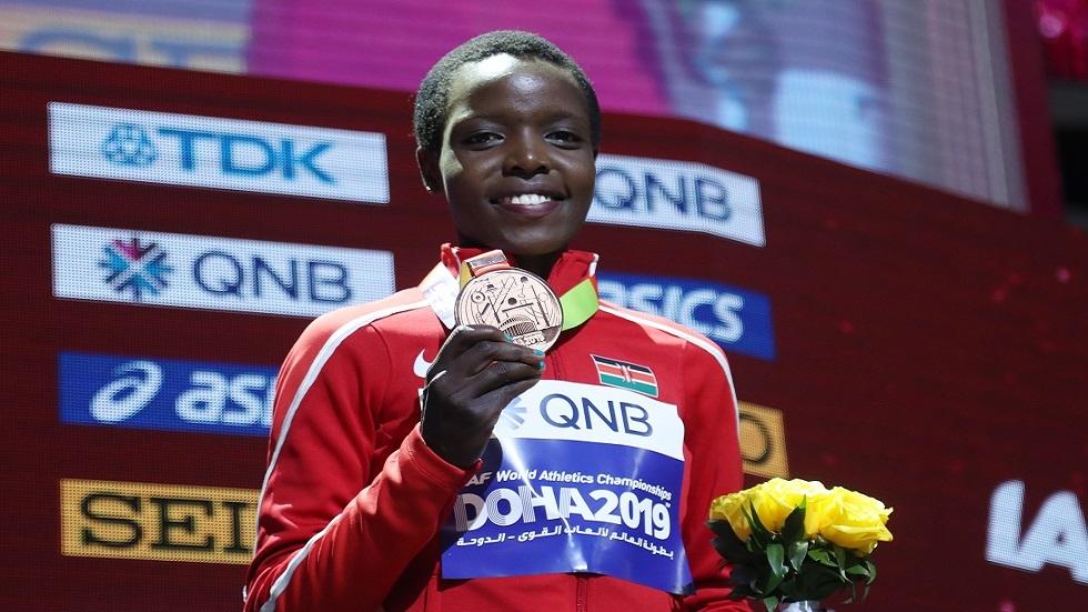 العثور على العداءة الكينية تيروب الفائزة ببرونزية بطولة العالم ميتة