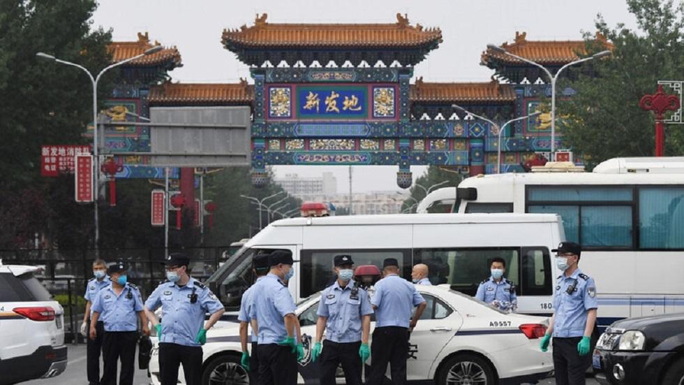 الشرطة الصينية - أرشيف