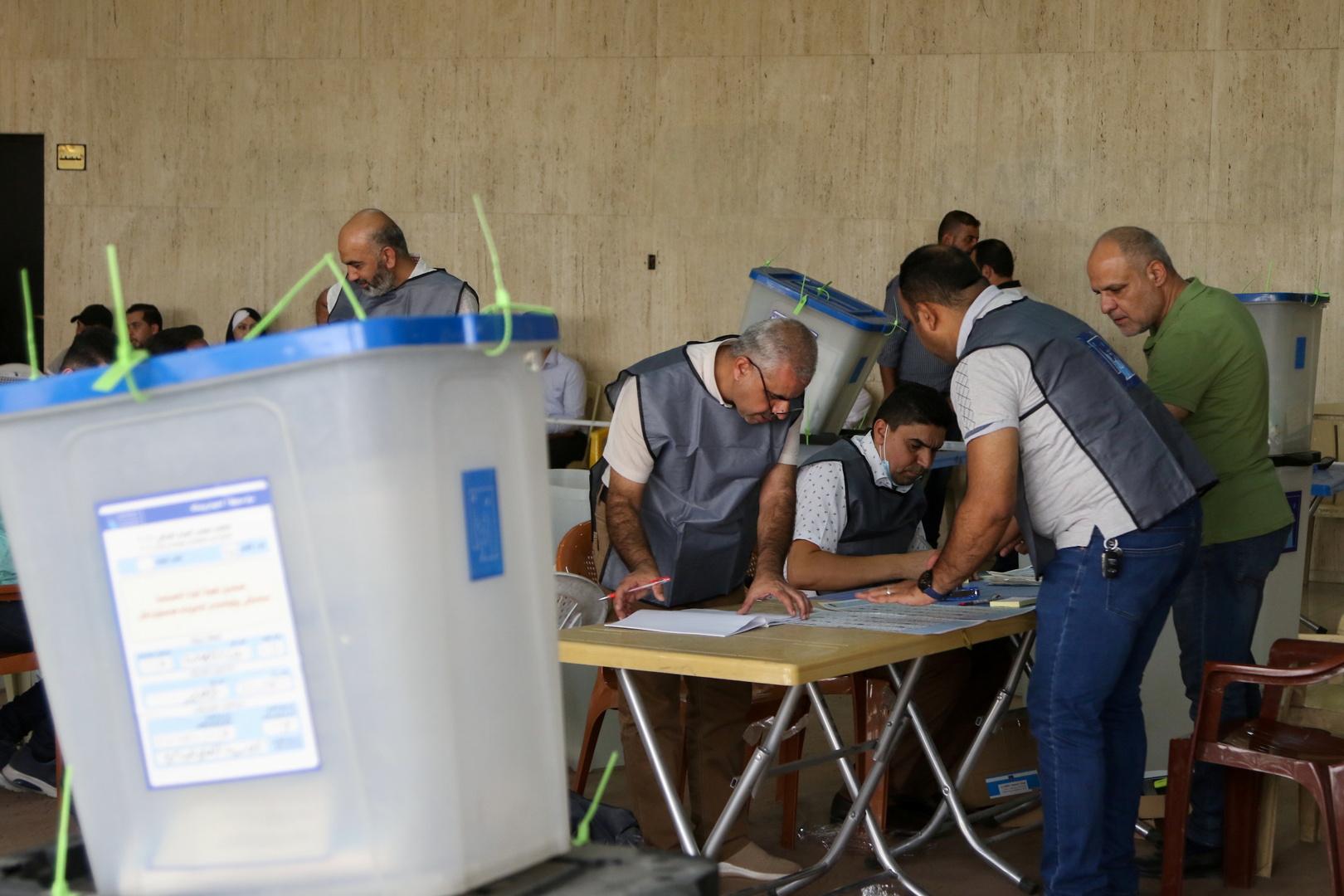 العراق.. حركتان سياسيتان تجهزان جماهيرهما للاحتجاج على نتائج الانتخابات