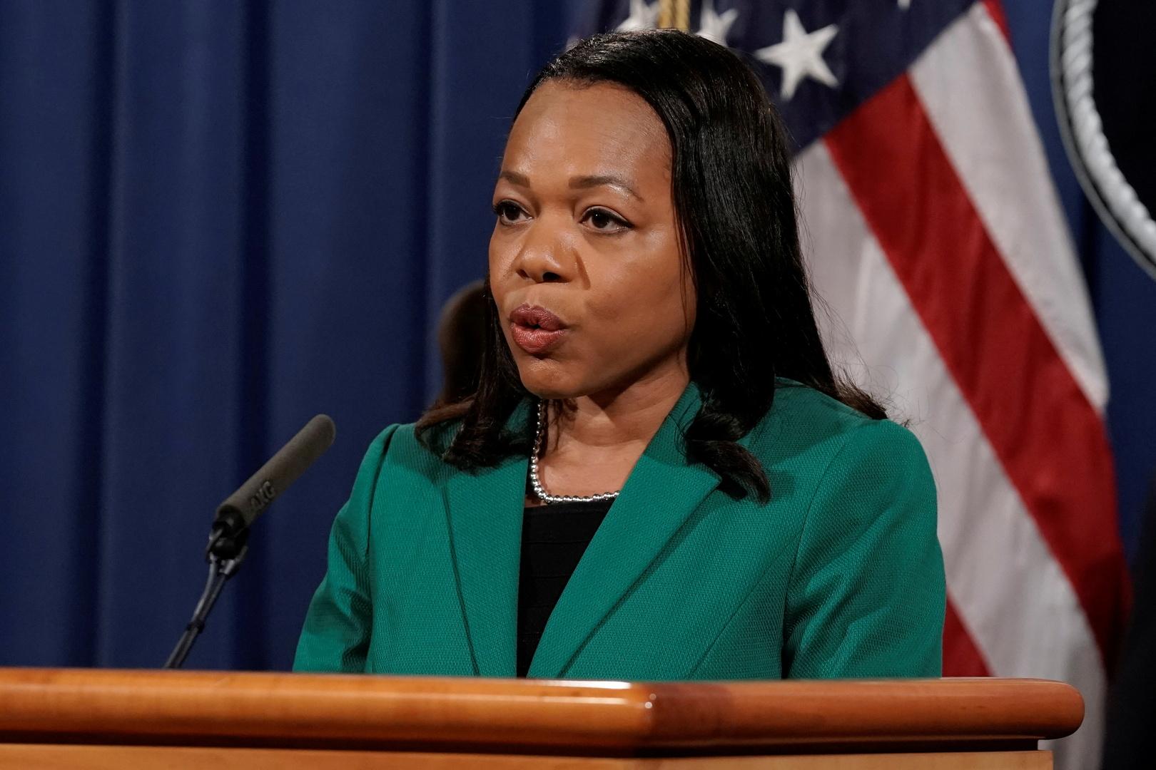 كريستين كلارك، مساعدة المدعي العام الأمريكي للحقوق المدنية