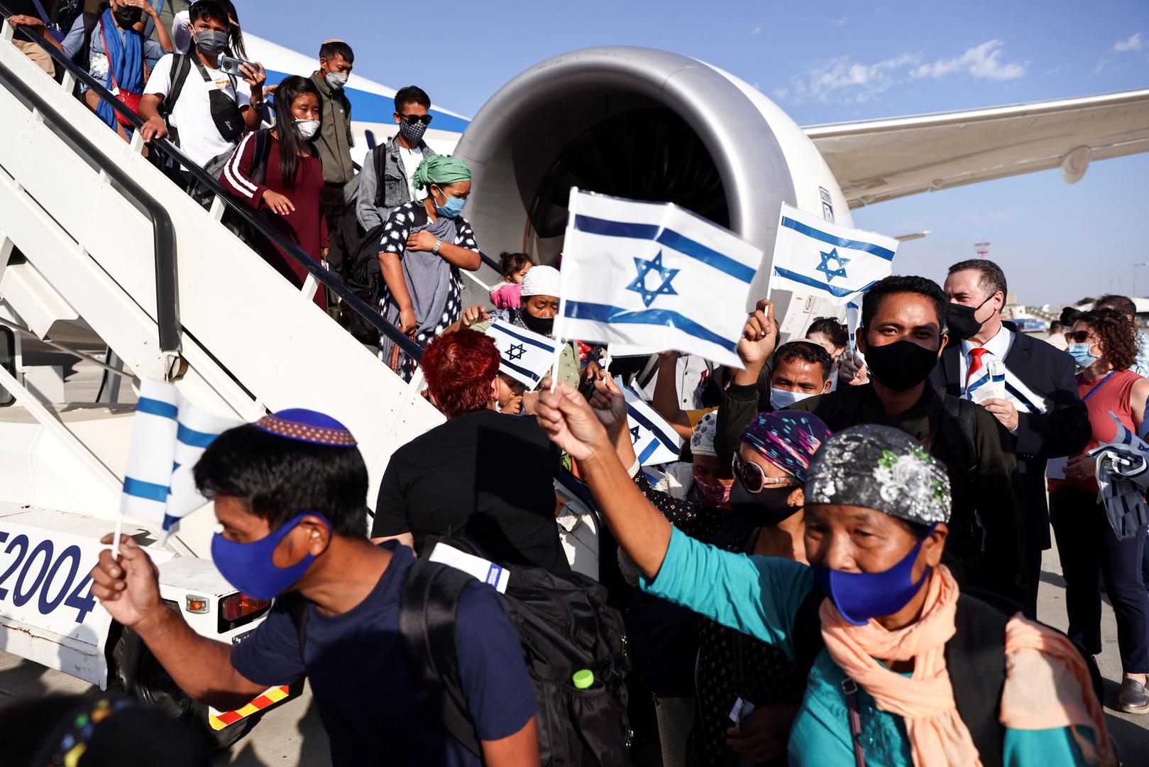 يهود بني منشيه الذين أحضرتهم إسرائيل من الهند